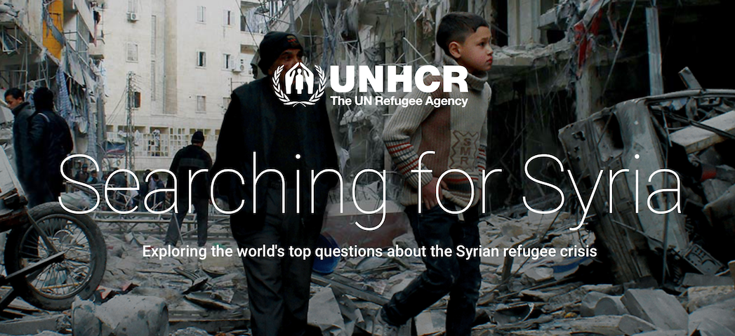 Searching for Syria - Screenshot